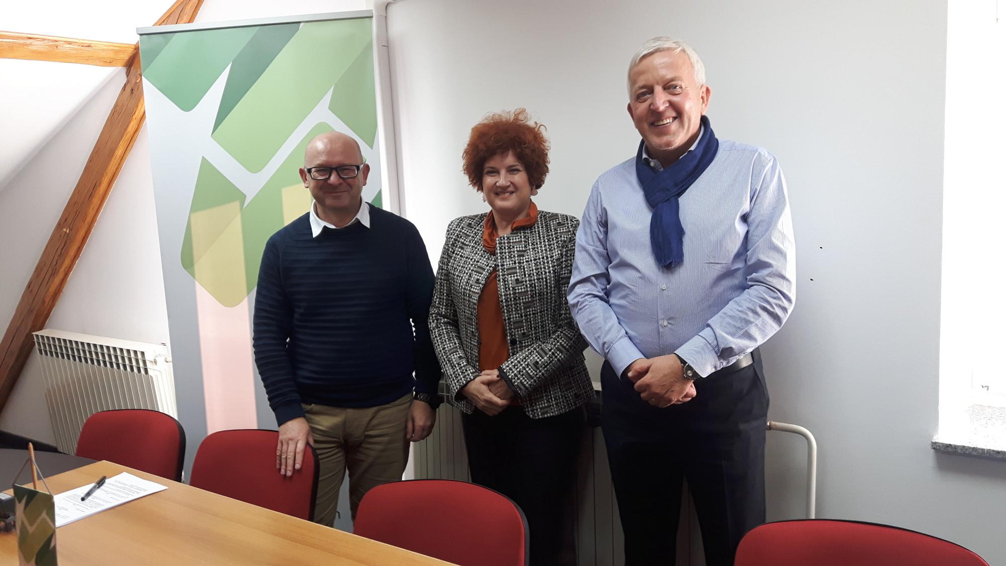 Alen Golja, Gloria Paliska i Branko Kontošić