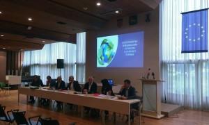 Press konferencija u Pazinu