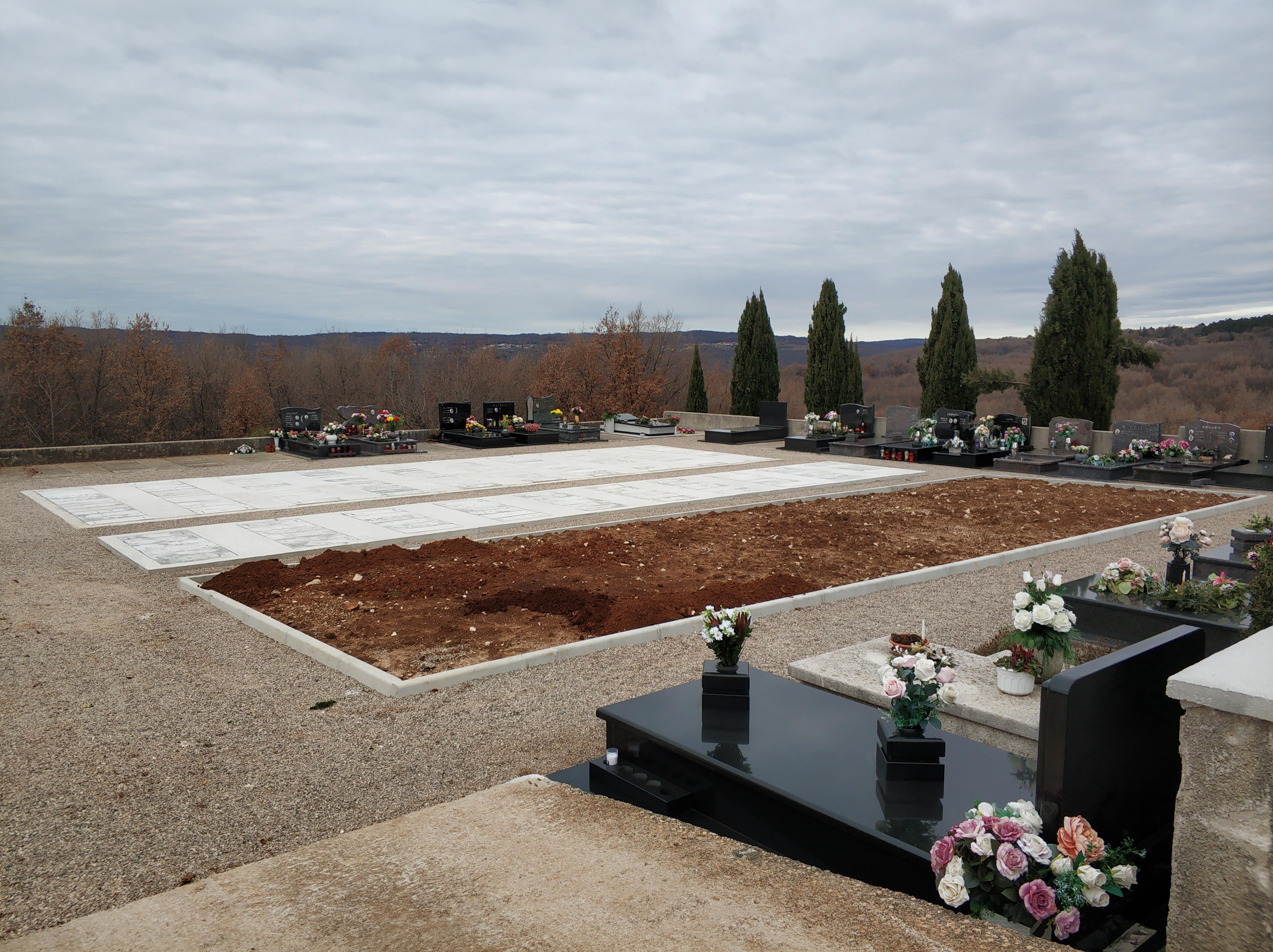Groblje Sveti Martin